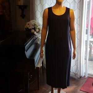 S.L. Fashions sleeveless dress 16w